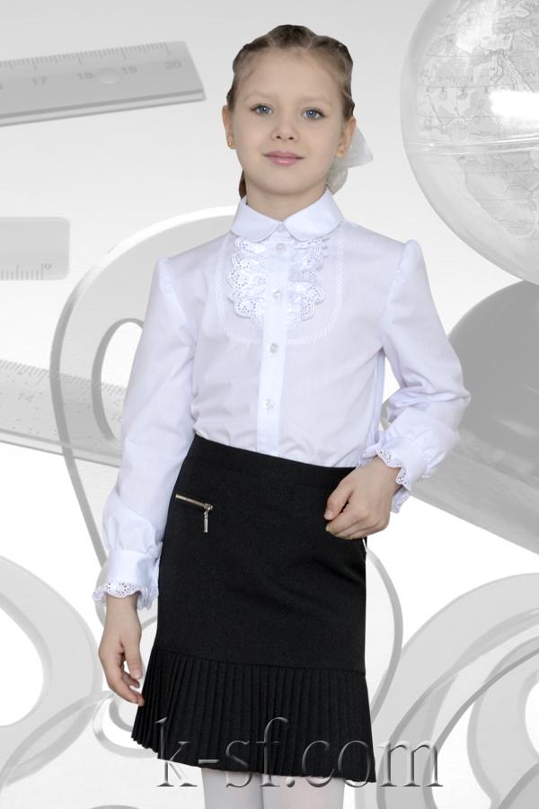 Блузка школа купить